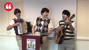 The Bar_Stewards sons of Val Doonican