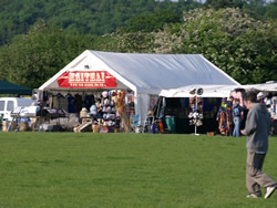 Traders at The Acoustic Festival
