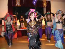 The Shimmy Armageddon  Belly Dancers
