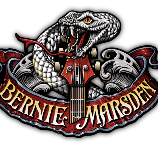 Whitesnake's BERNIE MARSDEN and band  SAT night