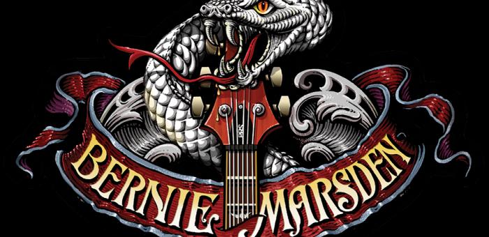 BERNIE MARSDEN band
