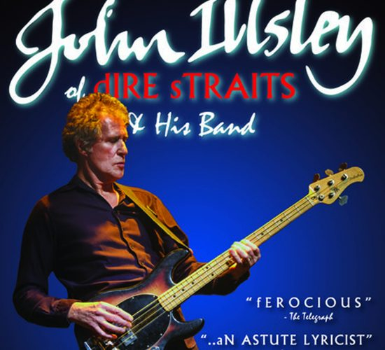 John Illsley  Dire Straits  – Saturday