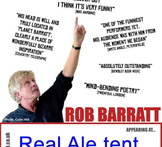 BOB BARRATT   fun each day