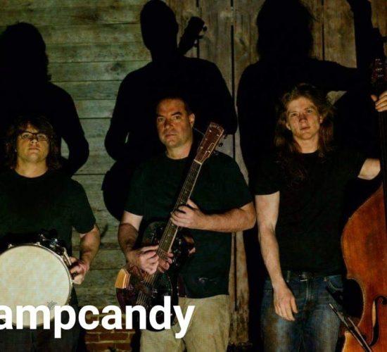 SWAMPCANDY USA  lowdown, dirty blues