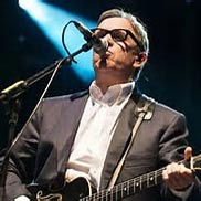 Chris Difford  (from Squeeze)  Saturday