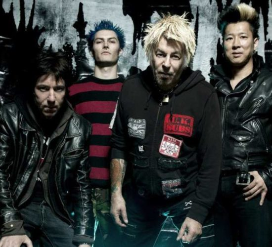 UK Subs Charlie Harper  saturday